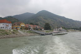 the beginning of river cruise , Irina V - September 2013