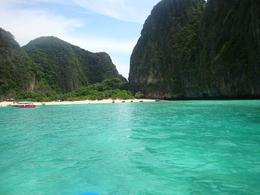 Photo of Krabi Krabi to Phi Phi Islands by Speedboat The Beach