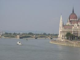 Photo of Budapest Budapest Sightseeing Tour by Bike The Parliament Palace