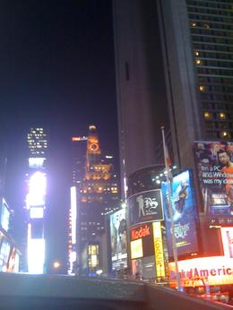 Photo of New York City New York City Hop-on Hop-off Tour Times Square