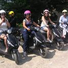 Photo of Florence Vespa Small Group Day Trip to the Chianti Wine Region Vespers in Tuscany