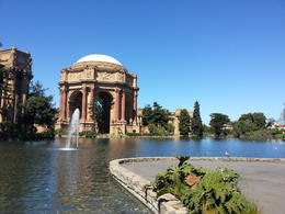 Palace of Fine Arts - November 2013