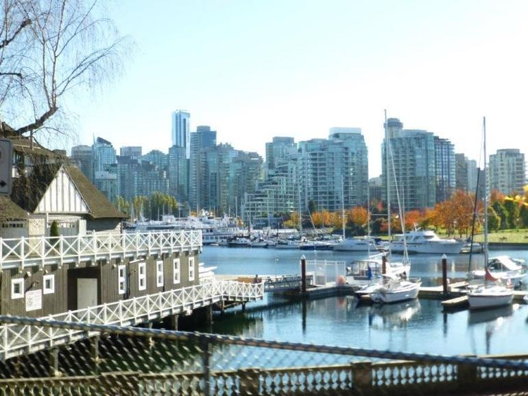 View from Stanley Park - Vancouver