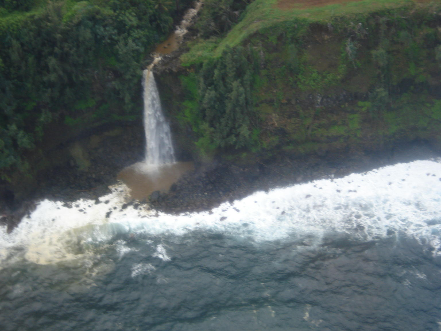 Experience Hawai'i Big Island Helicopter Flight from Kona