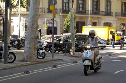 Photo of Barcelona Barcelona Scooter Tour Barcelona Scooter Tour