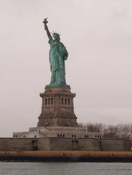 This was on the harbor cruise to the Statue of Liberty. , amy63 - December 2013