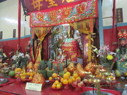 Photo of Hong Kong Hong Kong Island Half-Day Tour Beautiful shrine/temple inside Stanley Park