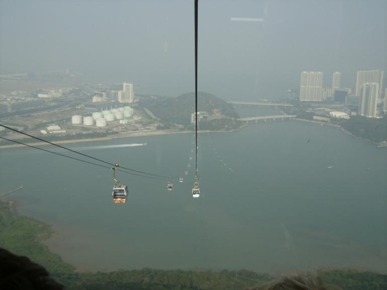 Cable Car Ride - Hong Kong