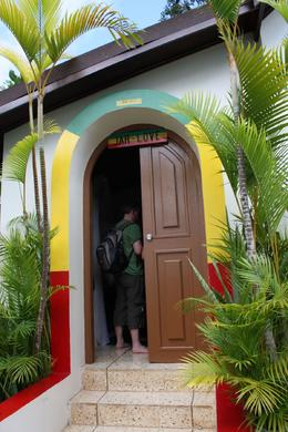 This is where Bob Marley is laid to rest. Photos are not allowed inside as a mark of respect., Louise M - November 2009