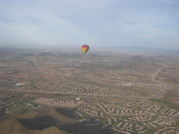 Photo of Phoenix Phoenix Hot Air Balloon Ride Floating serenely