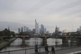 Frankfurt Skyline , Anthony B - July 2012