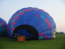 Inflating the Balloon - October 2009