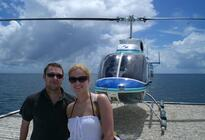 Photo of Cairns & the Tropical North Great Barrier Reef Scenic Helicopter Tour and Cruise from Cairns
