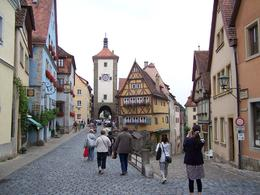 Photo of Munich Romantic Road, Rothenburg and Harburg Day Tour from Munich Main Street in Rothenburg