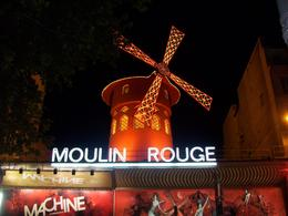 Great show at the Moulin Rouge!, Angelique B - August 2010