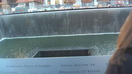 Photo of New York City New York Harbor Hop-on Hop-off Cruise including 9/11 Museum Ticket Never ending waterfall