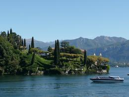 Think this one sums up the Lake Como lifestyle, HOWARD D - September 2010