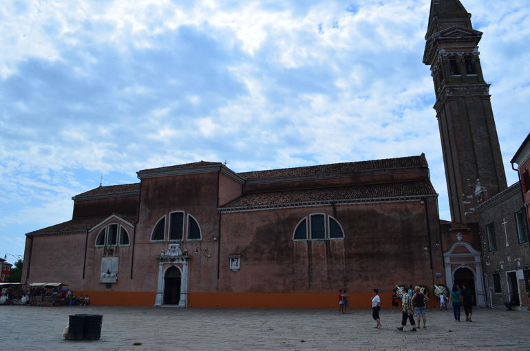 Parish church of San Martino - Venice