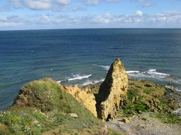 Photo of Bayeux Omaha Beach Half-Day Trip from Bayeux Pointe du Hoc