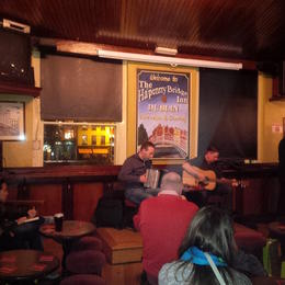 Photo of Dublin Dublin Traditional Irish Music Pub Crawl Private Music Session
