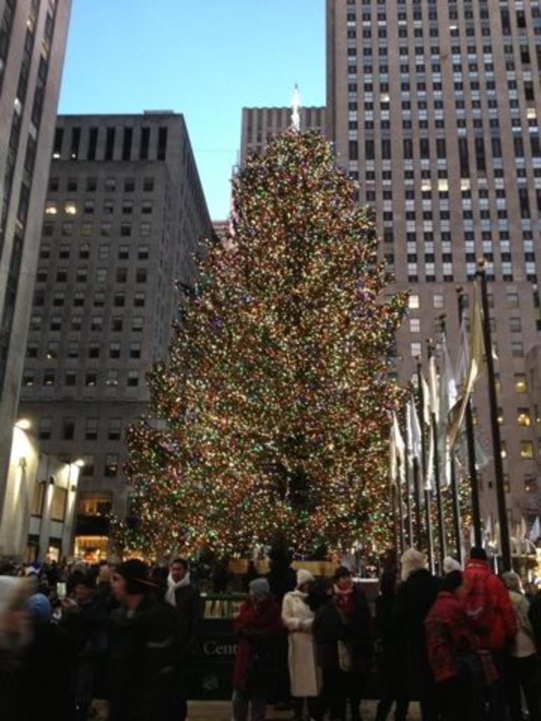 Rockefeller Christmas Tree - New York City