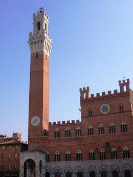 Photo of Florence Siena and San Gimignano Day Trip from Florence Siena Town Hall