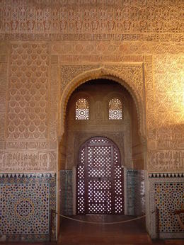 Intricate carvings, Laura All Over - August 2014