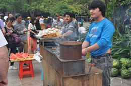 Photo of Hong Kong Guangzhou (Canton) China Day Trip from Hong Kong Street Vendors