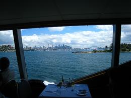 Photo of Sydney Sydney Harbour Top Deck Lunch Cruise Sydney Harbour View