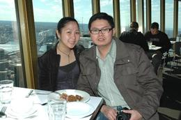 Foto von Sydney Sydney Tower-Restaurantbüfett Sydney Tower Restaurant Buffet