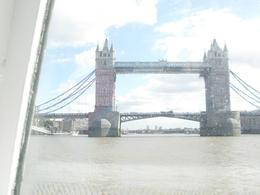 London bridge from cruise boat, Denis S - October 2010