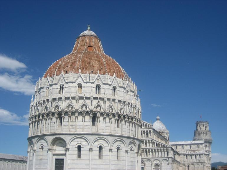 The Baptistery - Florence - Florence