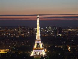 Photo of Paris Montparnasse Tower 56th Floor Observation Deck The Eiffel Tower