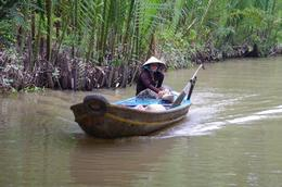 Photo of Ho Chi Minh City Mekong Delta Discovery Small Group Adventure Tour from Ho Chi Minh City Traffic in the Delta