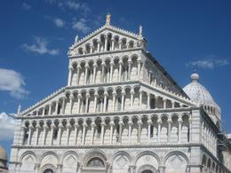 Photo of Florence Pisa and the Leaning Tower Half-Day Trip from Florence A church - Florence