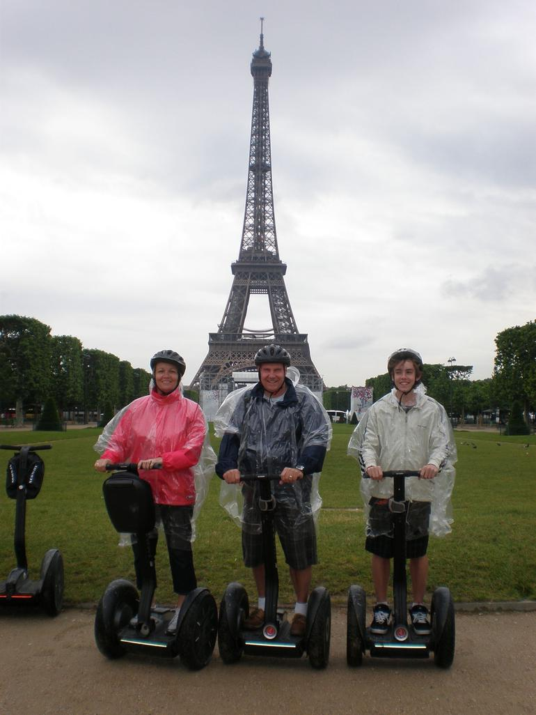 Awesome Segway tour - Paris