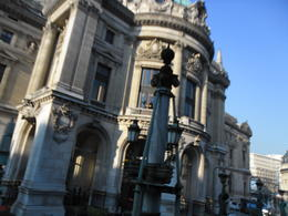 Just one of the lovely buildings we passed on the tour , T L S - January 2013