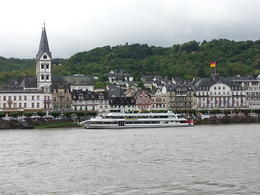 Photo of Rhine River KD Rhine Pass from Mainz Boppard