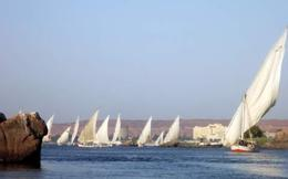 Felucca on Nile River, Bethany C - November 2010