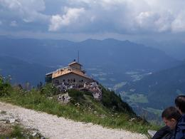 Eagle's Nest: Such a simple building considering the decision that were made there that impacted to whole world. - August 2010