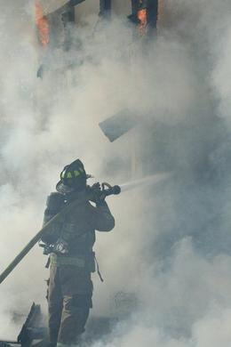 Photo of   Firefighter