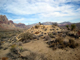 Photo of Las Vegas Morning Maverick Horseback Ride with Breakfast Gorgeous rock formations.