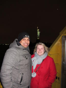 Lady Liberty... , Kavi - January 2012