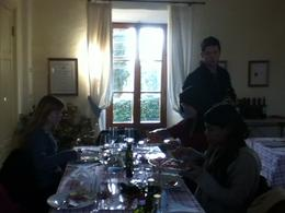 Photo of Florence Small-Group Tuscany Wine-Tasting Tour from Florence Mateo at the villa