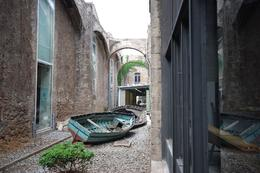 Photo of Barcelona Barcelona Hop-on Hop Off Tour: North to South Route Museu Maritim Cooridor