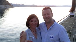 Photo of Las Vegas Lake Mead Dinner Cruise On board