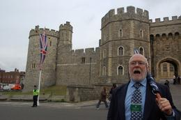 Photo of London Stonehenge, Windsor Castle and Bath Day Trip from London Outside Windsor Castle