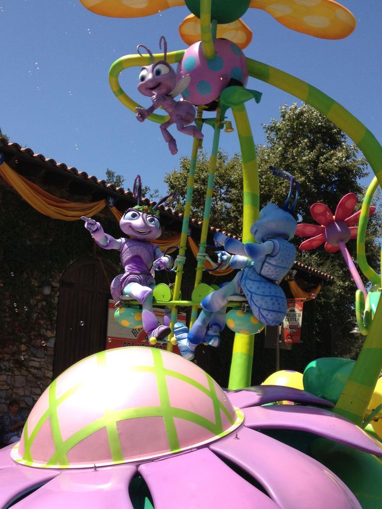 Pixar Play Parade - Los Angeles