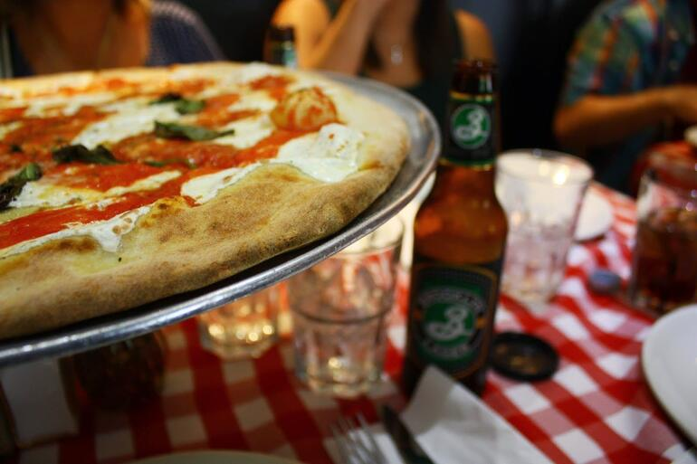 Pizza e Cerveja - New York City