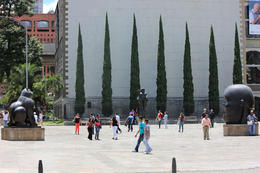 Photo of Medellín Fernando Botero Walking Tour of Medellín Plaza